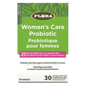 Flora Women's Care Probiotic