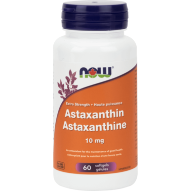 NOW Foods Extra Strength Astaxanthin  10 mg