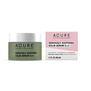 Acure Soothing Solid Serum 3-in-1  50 mL