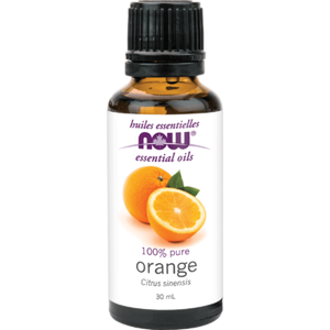 NOW Essential Oils Orange Oil