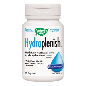 Nature's Way Hydraplenish Hyaluronic Acid