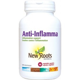 New Roots Anti-Inflamma 90 Capsules