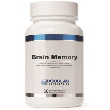 Douglas Laboratories Brain MEMORY  60 caps
