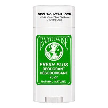Earthwise Fresh Plus Natural Deodorant