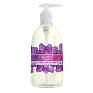 Seventh Generation Hand Wash Lavender Flower & Mint