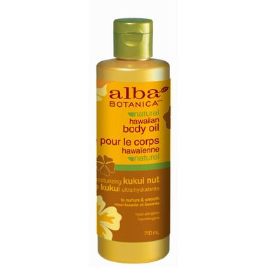 Alba Botanica Natural Hawaiian Body Oil
