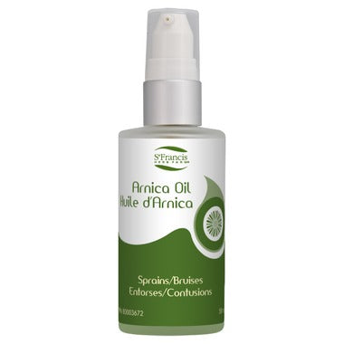 St. Francis Herb Farm Arnica Oil 50 mL