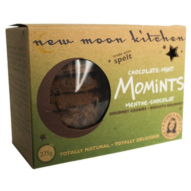 New Moon Kitchen Chocolate Momints Cookies 275 g
