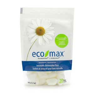 eco-max Automatic Dishwasher 20 Pacs