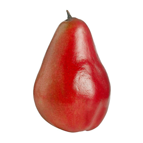 Organic Red Anjou Pear (per unit)