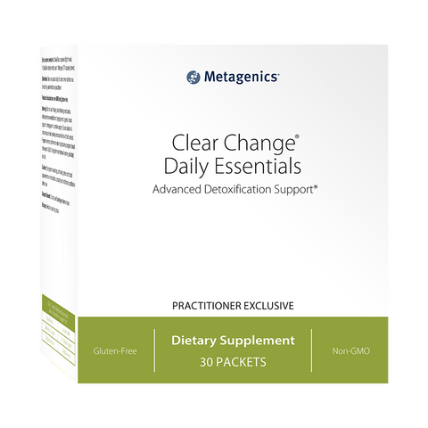 Metagenics Clear Change™ Daily Essentials Kit (30 packets)