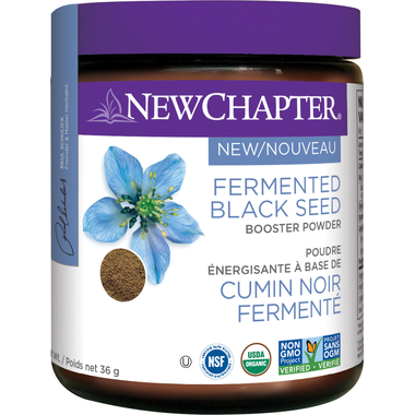 New Chapter Fermented Black Seed Booster Powder