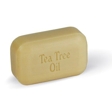 The Soap Works Tea Tree Oil Soap