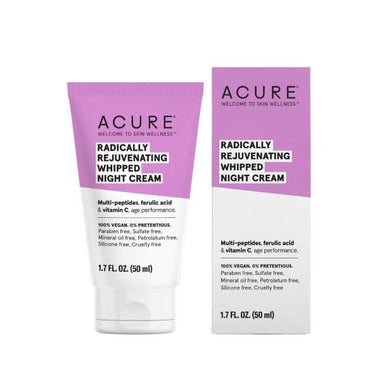 Acure Rejuvenating Whipped Night Cream  50 mL