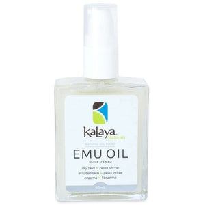 Kalaya Naturals Emu Oil Blend  60 mL