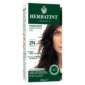 Herbatint Hair Colour Brown 2N 135 mL