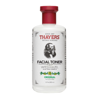 Thayers Original Witch Hazel with Aloe Vera Formula Toner, Alcohol Free