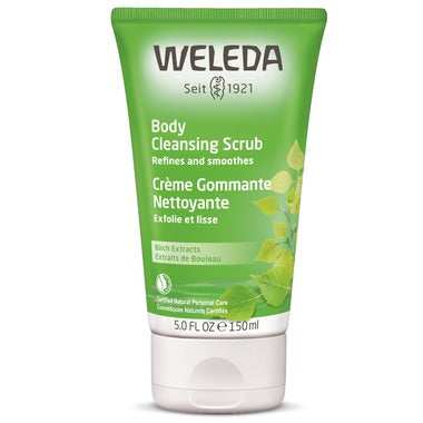 Weleda Birch Body Scrub  150 mL