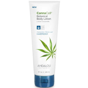 ANDALOU naturals CannaCell Botanical Body Lotion Harmony