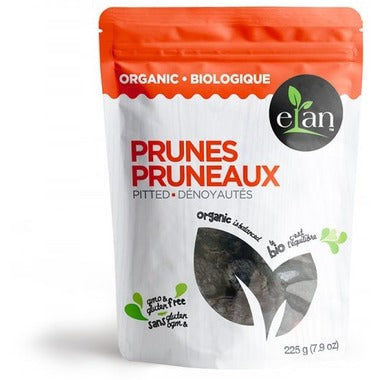 Elan Organic Pitted Prunes