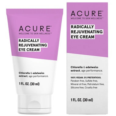 Acure Radically Rejuvenating Eye Cream 30 mL