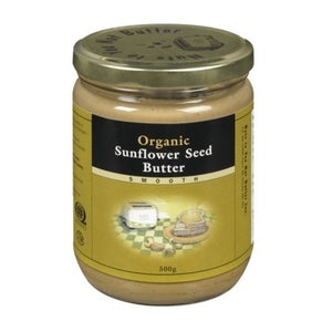 Nuts to You Organic Smooth Sunflower Seed Butter