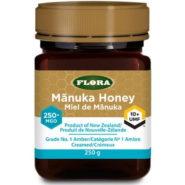 Flora Manuka Honey MGO 250+ UMF 10+