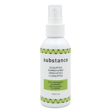 Substance Eucalyptus Herbal Summer Spray with Neem oil & Lavender
