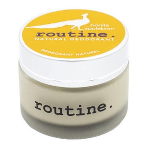 Routine De-Odor-Cream Natural Deodorant in Bonita Applebom Scent  58g