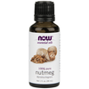 NOW Essential Oils Nutmeg Oil