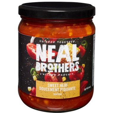 Neal Brothers Sweet Heat Salsa