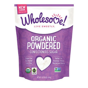 Wholesome Icing Sugar Organic 454g
