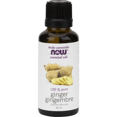 NOW Essential Oils Ginger Oil
