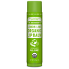 Dr. Bronner's Magic Organic Lip Balm Lemon Lime  4g