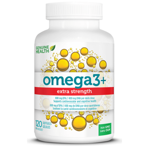 Genuine Health Omega3+ Extra Strength