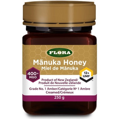 Flora Manuka Honey MGO 400+ UMF 12+