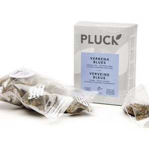 Pluck Verbena Blues