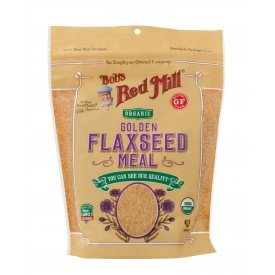 Bob's Red Mill Flaxseed Meal Golden Organic 453g