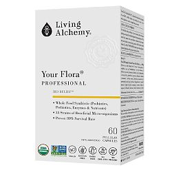 Living Alchemy Your Flora Professional IBD Relief