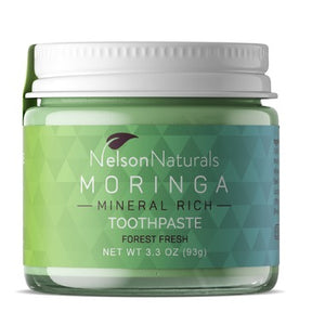 Nelson Naturals Moringa Mineral Rich Toothpaste