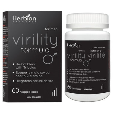 Herbion Virility Formula for Men