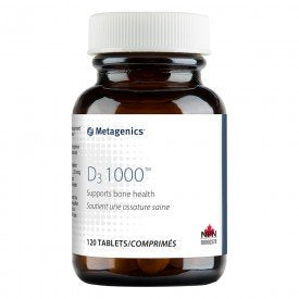 Metagenics D3 1000™ 120 Tablets