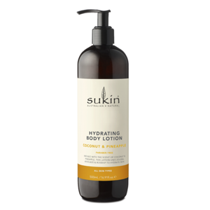 Sukin Hydrating Lotion Pineapple & Coconut