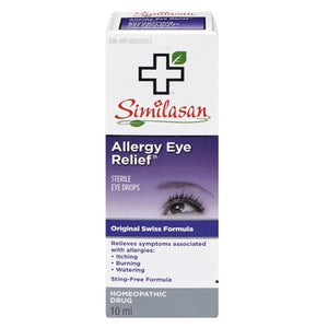 Similasan Allergy Eye Relief Eye Drops 10 mL