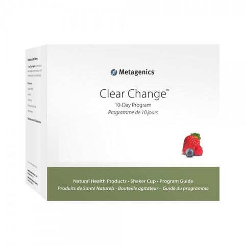 Metagenics Clear Change™ 10 Day Program Berry Kit