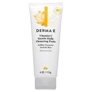 DERMA E Gentle Daily Cleansing Paste  113 g