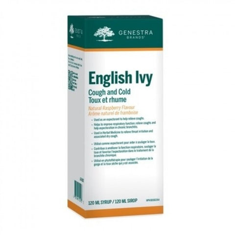 Genestra English Ivy Cough Syrup 120mL