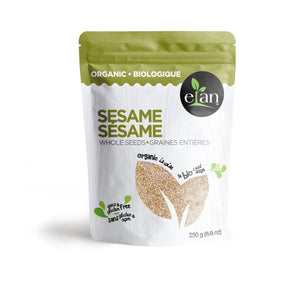 Elan Organic Whole Sesame Seeds