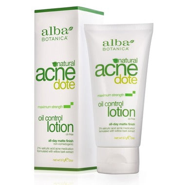 Alba Botanica Natural ACNEdote Oil Control Lotion 57g