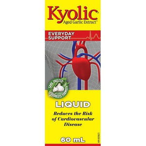 Kyolic Liquid Aged Garlic Extract  60 mL